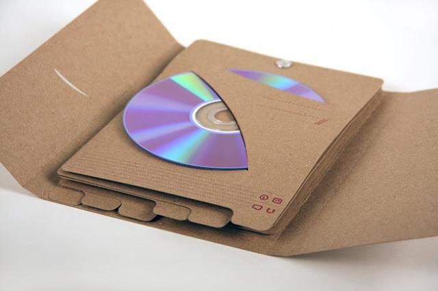 Creative CD & DVD Packaging3
