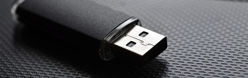 USB flash drives provided by VDC Group