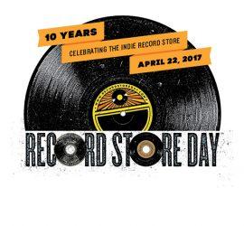 Record Store Day – TOMORROW