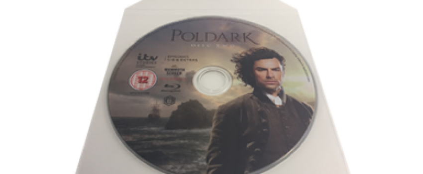 1 x DVD in a plastic wallet