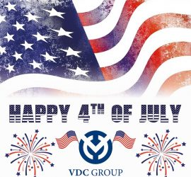 Happy 4th July from VDC